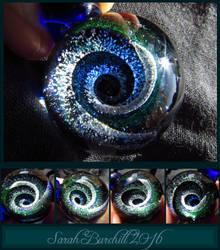 Vortex galaxy sphere by fairyfrog