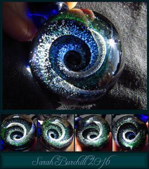 Vortex galaxy sphere