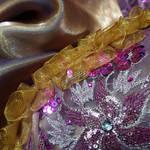 Vavavoom fabric close-up