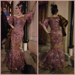 Vavavoom evening gown
