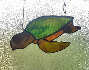 Ickle sea turtle