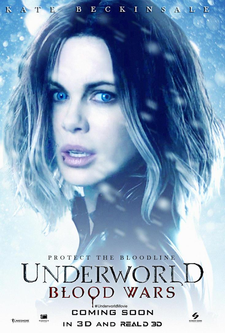 Underworld 2016 movie posters
