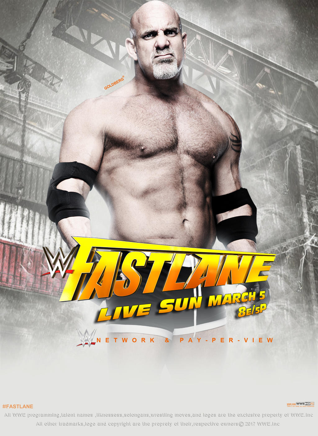 Image result for fastlane 2017 poster