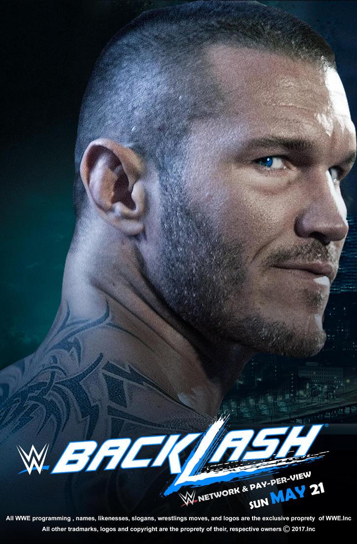 WWE Backlash 2017 Poster by edaba7