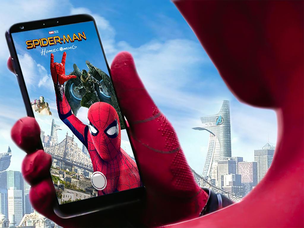 Wallpaper Homecoming: Spiderman Homecoming Wallpaper By Edaba7 On DeviantArt