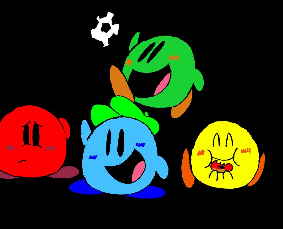 The Loud House Style Kirby Colors by DoraemonFan2016 on DeviantArt
