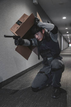 Solid Snake (MGS)