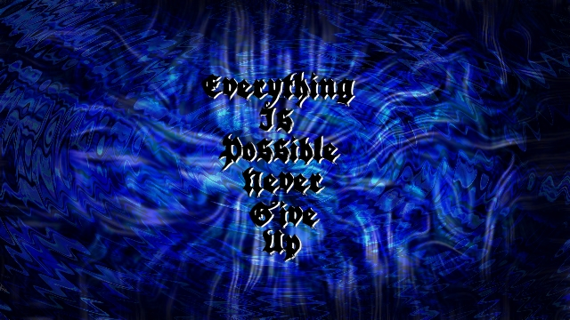 Everything Is Possible by Skye227