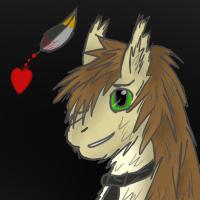 Tumblr icon by Cheshire-pony