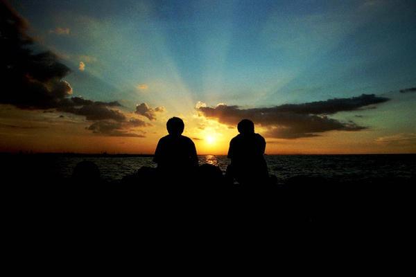 sunsets by kideto