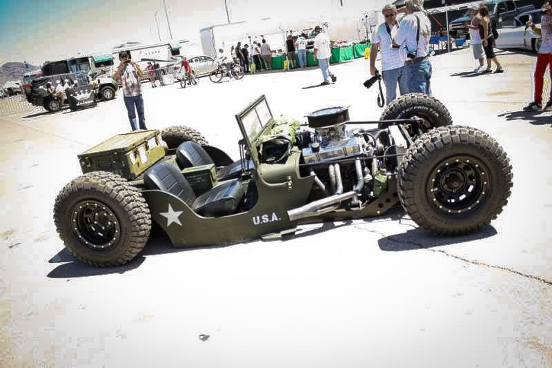 Crazy Military Jeep Rat Rod By Kaijoaadit On Deviantart