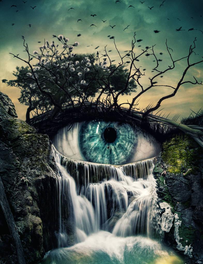 La Natura che piange...