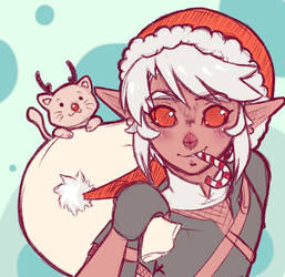 Merry Christmas by o0oLaylao0o