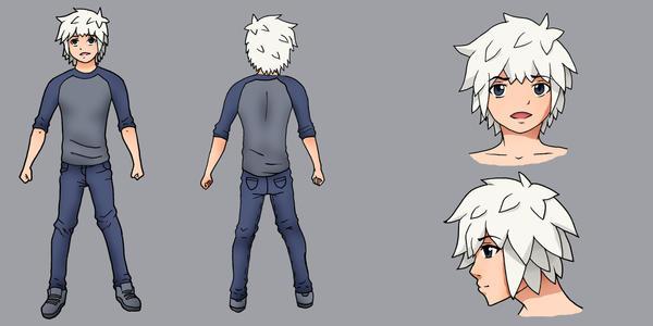 Kurotaka Shirohi Character Sheet by AdienSkates