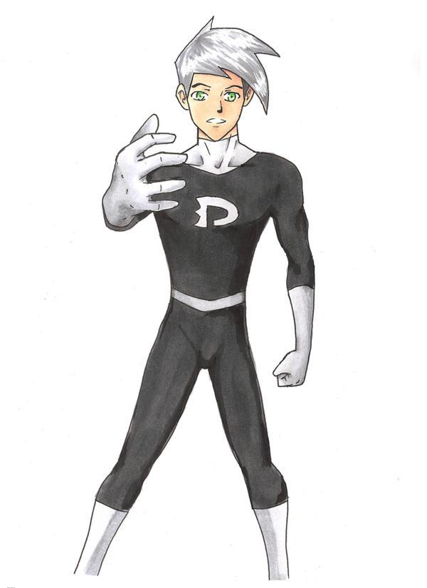 Danny Phantom by AdienSkates