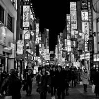 Lights of Shinjuku II by maltedhens