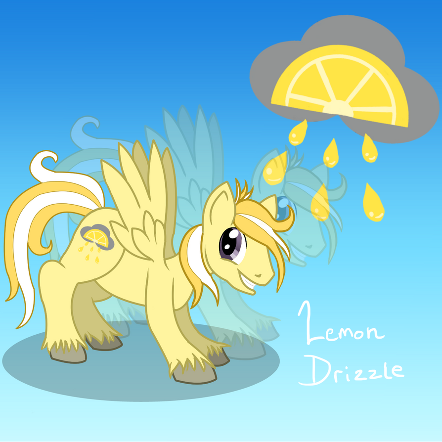 Lemon Drizzle by High-Low