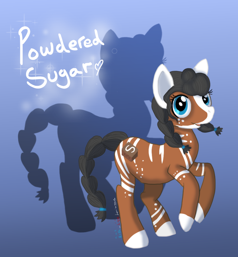 Art Trade-Powdered Sugar by High-Low