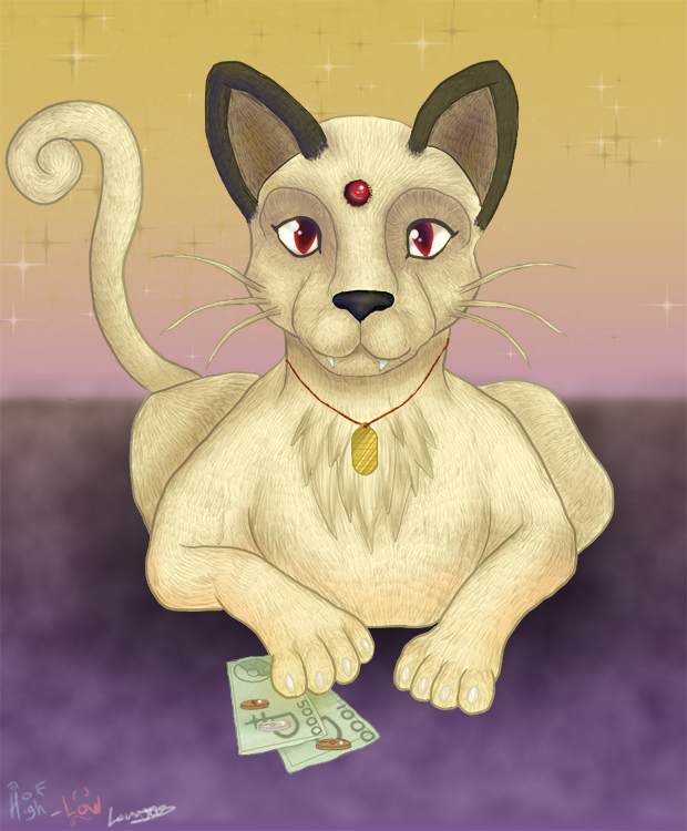 Pennycent- Persian by High-Low