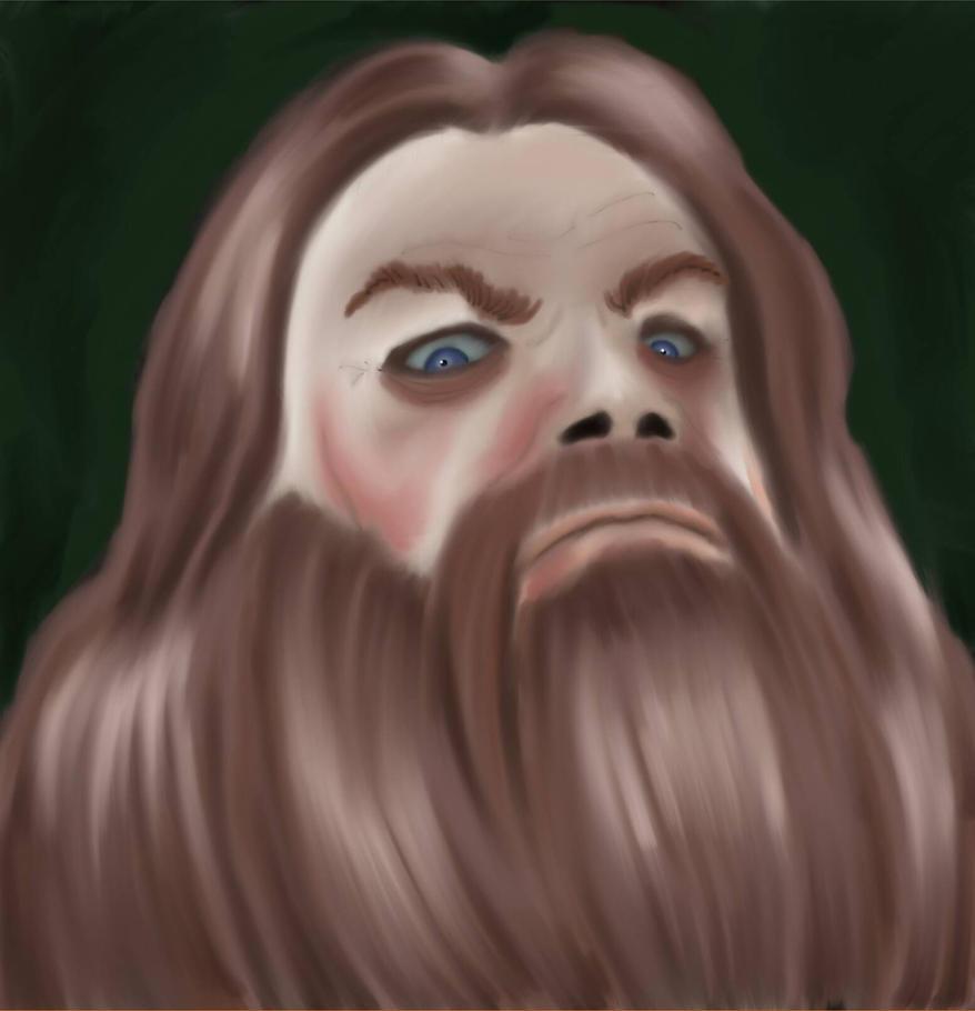 Me as a Tolkien Dwarf by Maulgrymm