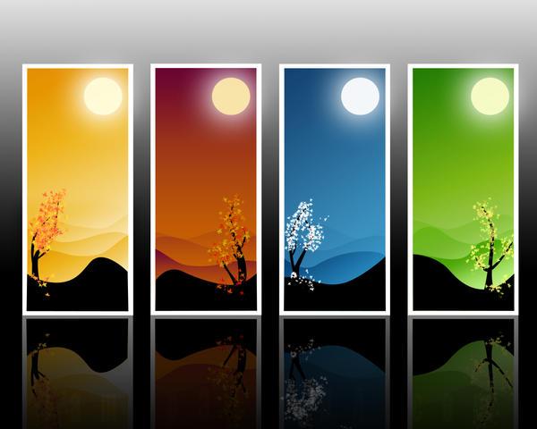 Seasons by lambo311