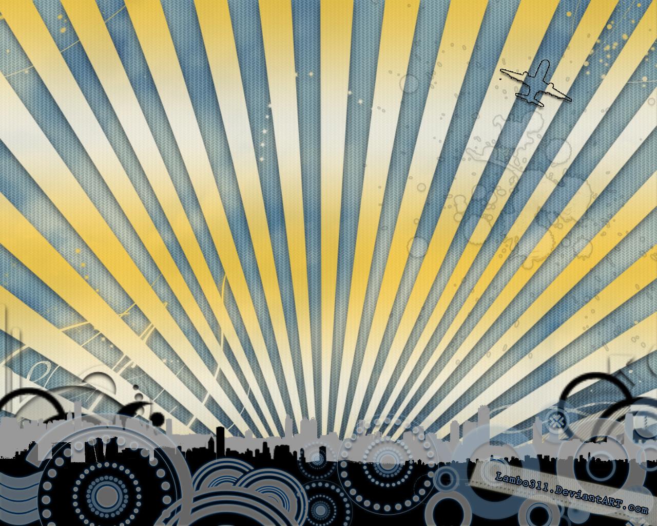 Sun Vector by lambo311