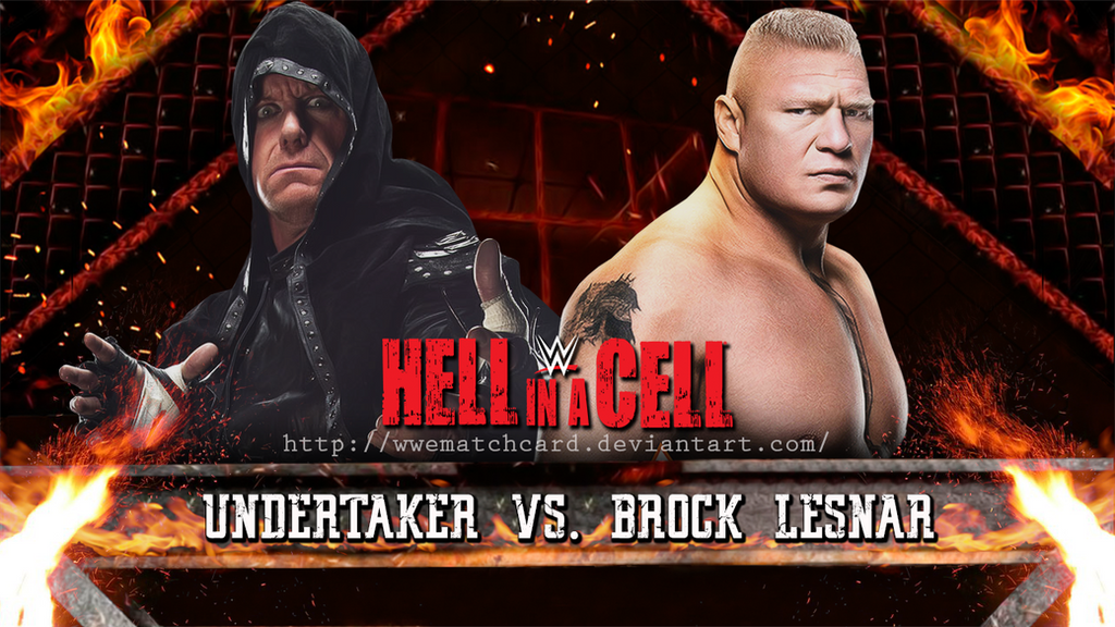 Hell In A Cell 2015