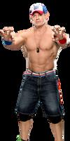 John Cena Full New Render 2016
