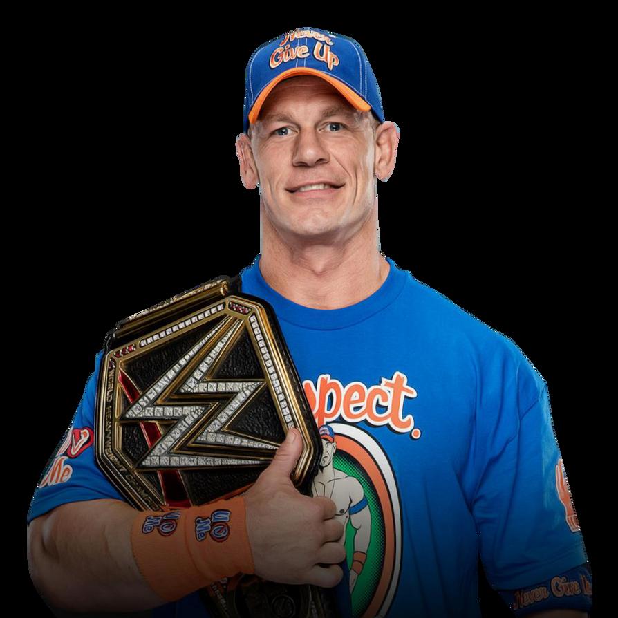 John Cena WWE CHAMPION 2017 v2 by WWEMatchCard on DeviantArt