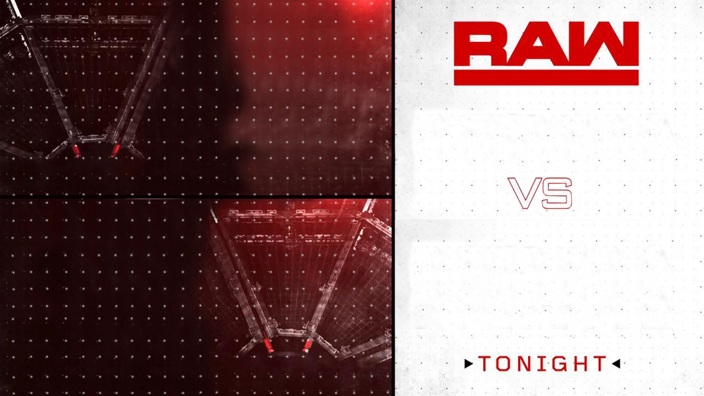 wwe raw match card new template by wwematchcard on deviantart