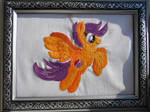 Flying Scootaloo by LightDragon1988
