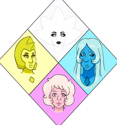 The Great Diamond Authority by SuirenShinju