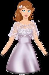 Little Lavender Dress