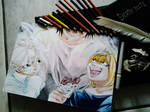 Lawliet, Near and Mello / Death Note