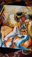 Brook /  One Piece ( rereading ) by Robert-Sennin