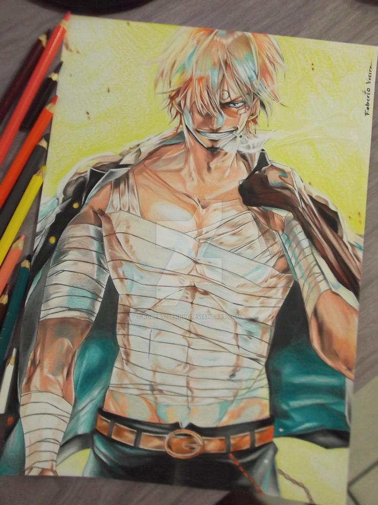 Sanji / One Piece ( Rereading ) by Robert-Sennin