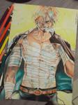 Sanji / One Piece ( Rereading )