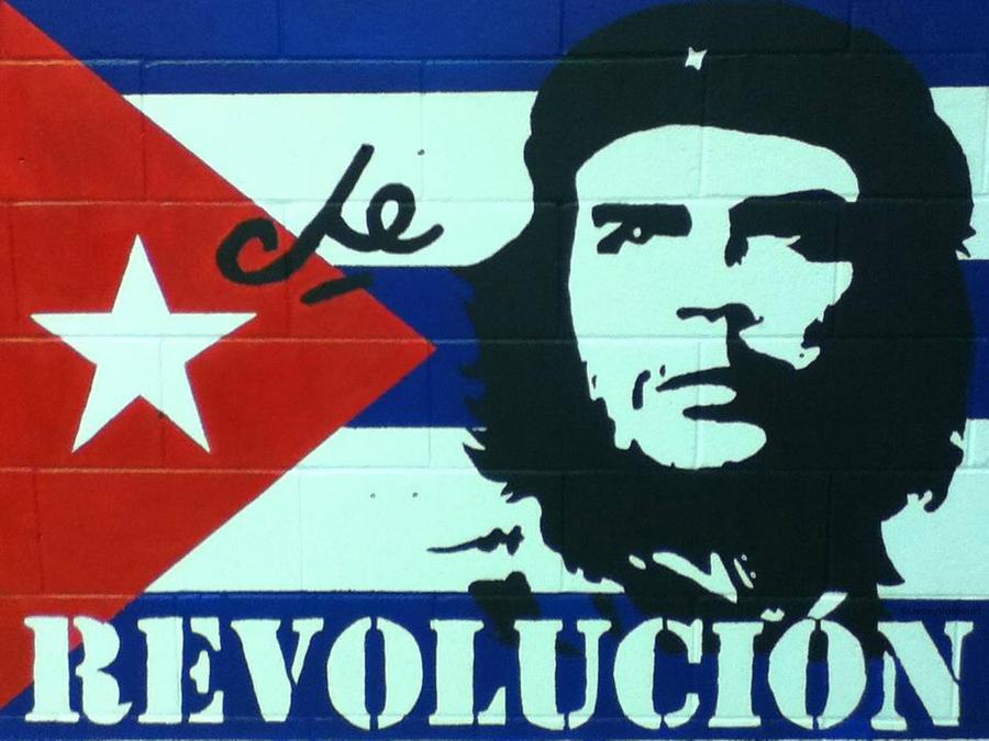 Ernesto ''Che'' Guevara by JessyValcourt