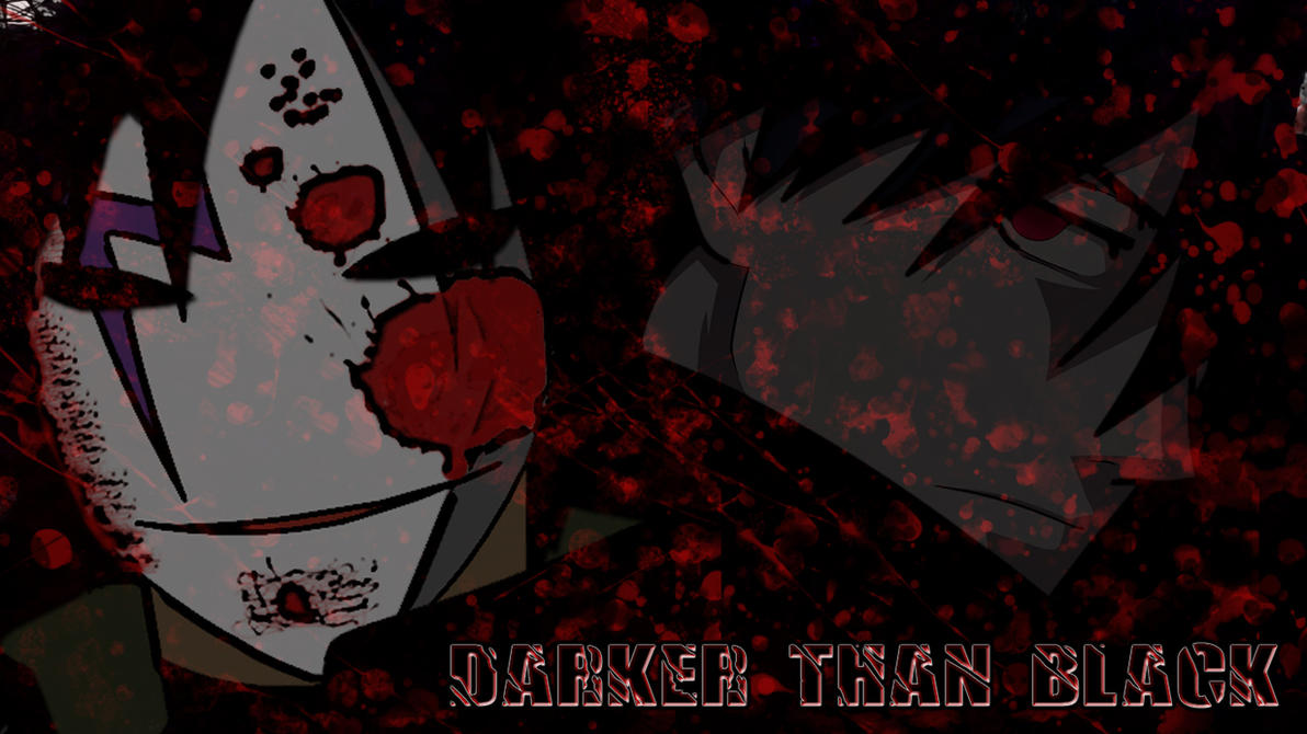 Darker Than Black Wallpaper by Phoenixdios