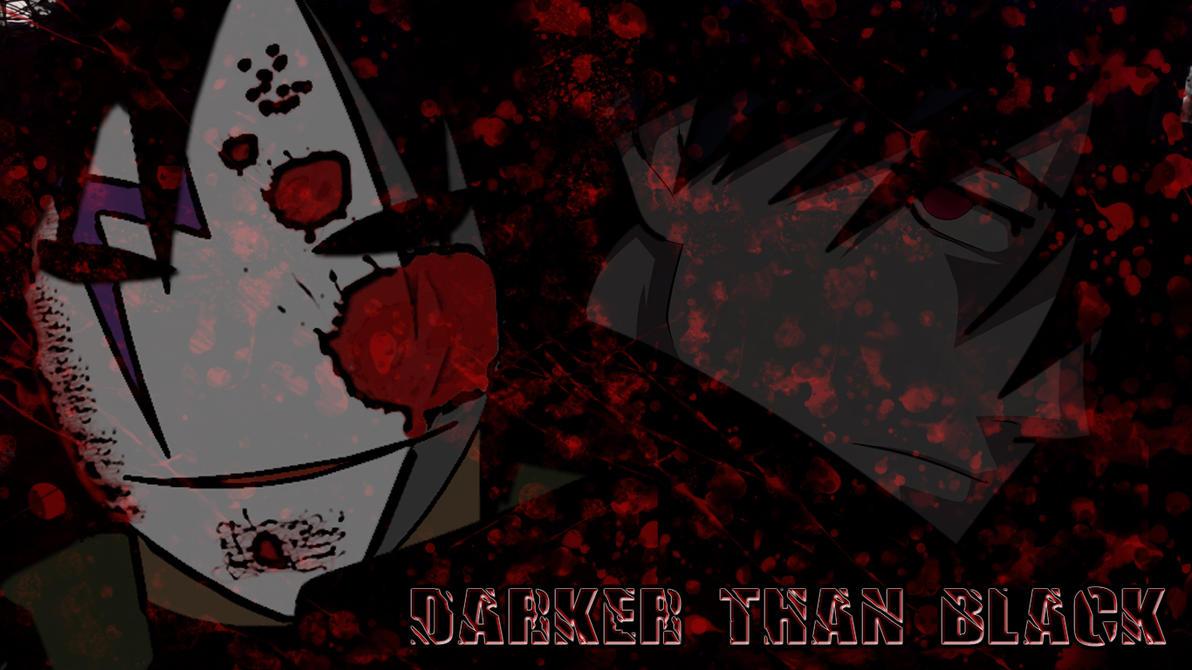 Darker Than Black Wallpaper by Phoenixdios