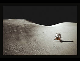 Moon Landing by Duophonix