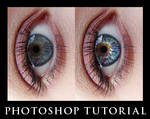 Captivating Eyes Tutorial by Cutspring