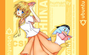 Commission - Ubunchu: Rissa by hayashinomura