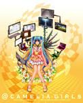 New Character - Cyllia by hayashinomura