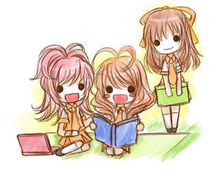Classmate by hayashinomura