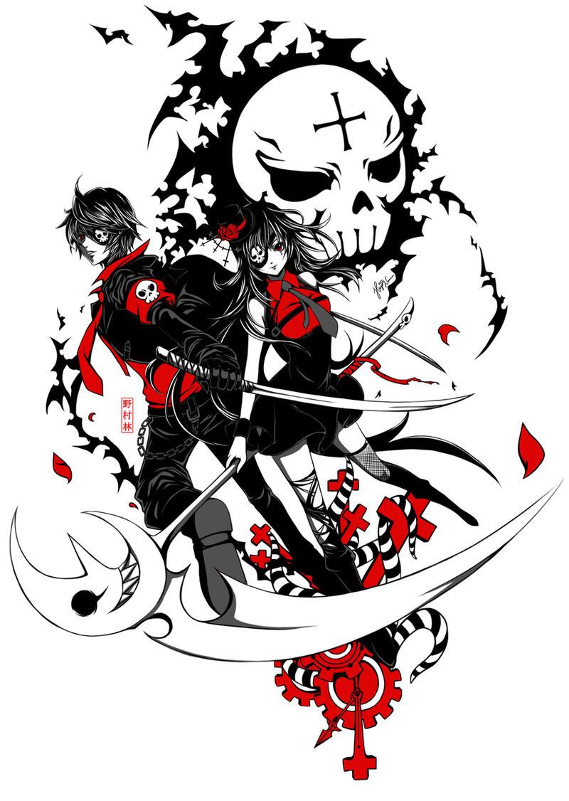 Spd Vid Demiseman X Lady Death Whisper By Hayashinomura