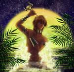 Priest Seth/Seto by Caru-Ra