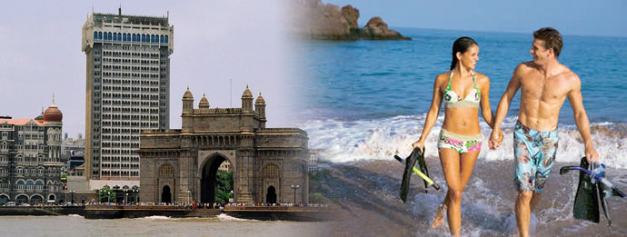 Golden triangle Tour With Goa by pasatholiday