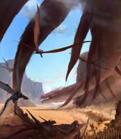 Epic monster practice by JordyLakiere