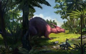Dino dino dino dino by JordyLakiere
